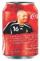 Le packaging événementiel chez Coca-Cola est intégré dans une communication à 360°.