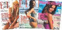 Le discours du «Je m'assume comme je suis» entre en contradiction avec les Unes des magazines féminins.
