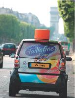 Carlogo propose, depuis le début de l'année, une nouvelle génération de véhicules communicants: des Smart équipées du bluetooth.