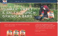 Quaker a su évoluer vers une marque «Life Style» après son rachat par PepsiCo.