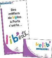 Pour faire passer l'information et convaincre les Parisiens, 200 panneaux publicitaires ont été déployés dans la ville et 2,5 millions de dépliants déposés dans les commerces de proximité.