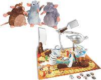Les jouets représentent 50% de l'activité de Ratatouille.