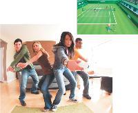 La manette Wii (Nintedo) répond aux attentes de sensation des joueurs souhaitent être acteurs à part entière du jeu.