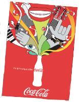 Coca-Cola fait partie des marques qui s'investissent le plus dans la musique.