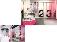 Le lifting réussi de Sephora est également dû à ses nombreuses prestations, tel son institut de beauté.
