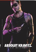 En 2006, Lenny Kravitz a composé un titre pour la marque Absolut Vodka.