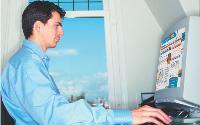 Selon l'enquête, s'inscrire sur un site de rencontres relève plus du besoin que de la curiosité.