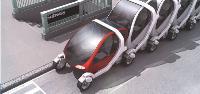 Une équipe du MIT a imaginé des voitures pouvant s'empiler dans la rue, comme des chariots de supermarché.