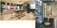 Le concept illy répond aux évolutions du marché en matière de consommation de café. Starbucks en étant l'emblème.