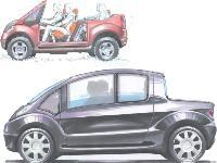 La voiture à air comprimé de Guy Nègre (AADI) va voir le jour à la fin de Tannée à un prix tout à fait abordable.