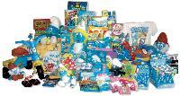 La schtroumpfmania, c'est presque 3000 produits dérivés de la célèbre bande dessinée de Peyo!