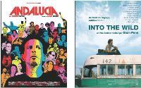 Les films Andalucia et Into the Wild montrent tous deux des personnages en quête d'idéal, et n'hésitant pas à renoncer à tout pour partir à sa recherche.