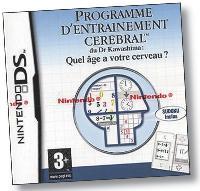 En 2007, Nintendo a écoulé, en Europe, 5 millions d'unités de ce programme d'entraînement cérébral.