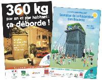 Les campagnes de l'Ademe en faveur du tri sélectif et de la réduction des déchets commencent à porter leurs fruits.