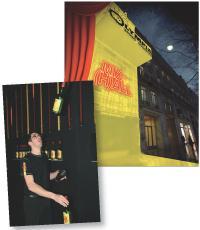 Pour séduire les jeunes, J&B a transformé l'Olympia en dance floor et invité trois Djs, dont Laurent Wolf.