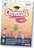 Le jeu Cérébrale académie sur Wii permet de tester sa matière grise avec des exercices ludiques.