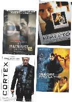 Les films traitant de la mémoire au cinéma sont légion, à l'instar de Cortex, La Mémoire dans la peau, The Machinist ou encore Memento.