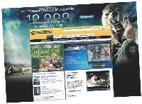 AlloCiné est la deuxième base de données mondiale sur le cinéma et les séries TV.