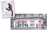 Attractive va ouvrir une boutique rue de Rennes à Paris et offrira à sa clientèle un magazine gratuit.