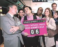 Grâce à l'opération «Achetons groupés», le centre commercial des Quatre Temps a augmenté de 35 % son trafic.