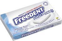 Freedent Tabs White, le dernier-né de la marque.