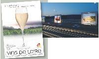 Pour communiquer, la filière viticole s'organise en fédérations. A la manière d'Interloire, qui a lancé une campagne d'envergure au printemps.