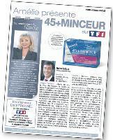 Pour Milical, Amélie Groupe a mis en place un dispositif cross média, annoncé entre autres par un publi-reportage.