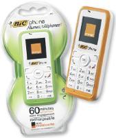 Un design épuré répond à la promesse de simplicité du Bicphone.