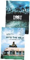 Le protagoniste du film Into the Wild quitte volontairement la civilisation, tandis que les héros de Lost sont contraints de vivre en harmonie avec la nature.