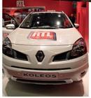 Présenté au Mondial de l'automobile, le Renault Koleos RTL Numérique est équipé d'un autoradio numérique qui affiche des données telles que la météo ou les titres du dernier journal.
