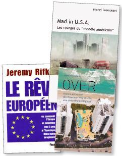 Les livres traitant du modèle américain sont légion. Celui d'Alex MacLean, Over, montre les conséquences du fameux American Way of Life sur l'environnement.