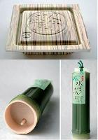 Le vert est souvent mis en scène, à l'instar de ces packagings en trompe-l'oeil.