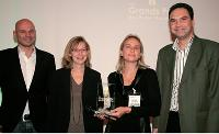 Olivier Deldycke (Yves rocher),Marie-estelle Carrasco (Microsoft advertising),Sonia Langlet (L'OEil du Marketing), Henri-(Procter &gamble).