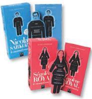 Les manuels vaudous de Nicolas Sarkozy et Ségolène Royal se sont vendus respectivement à 20 000 et 12 000 exemplaires, lors de leur première édition.