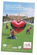 La campagne «Nouveau Paris Ile-de-France» a été lancée à l'occasion de la création de la marque éponyme.