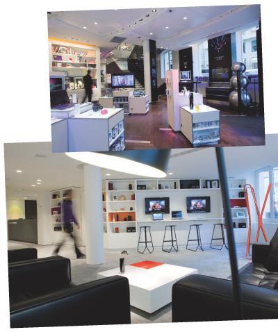 les concept stores sortent le grand jeu. Black Bedroom Furniture Sets. Home Design Ideas