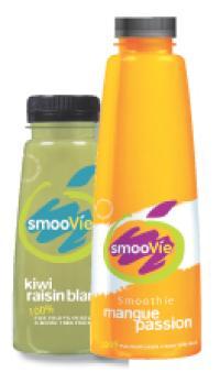En 2009, Smoovie devrait faire parler d'elle avec des recettes originales.