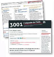 Tandis que LeMonde.fr ouvre quotidiennement ses pages aux internautes, LExpress.fr a réalisé son numéro 3001 avec des blogueurs.