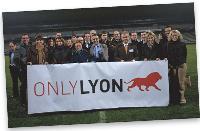 Pour porter sa marque Only Lyon, la métropole multiplie les événements en associant les décideurs mais aussi l'ensemble de la population.