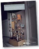 La banque néerlandaise Insinger de Beaufort montre avec sa Shoe Box que les extras peuvent aussi être directement, rentables pour la marque.