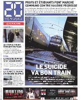 Montée du stress au travail et hausse des suicides font de plus en plus la Une des journaux.