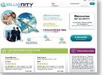 Avec la plateforme Bluenity, air France surfe sur la tendance des réseaux sociaux en faisant de la mise en relation un service de marque.