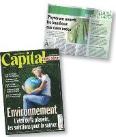 En 2008, la presse a multiplié les numéros dédiés à l'environnement.
