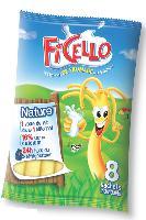 La marque de fromage à effilocher Ficello attire les enfants avec sa dimension ludique et pédagogique.