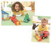 Les Lego ont toujours la cote chez les petits garçons et les petites filles.