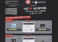 En s'associant avec MySpace, Ouï FM espère réunir le meilleur de la radio et du networking.