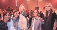 Karine Chutet et Julie Baisle (Pulp), Léna Sando, Véronique Moreau et Anna Andersson (Pulp).