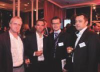 Eric de Rugy (Né Kid), Eric Lepleux, Charles Richet (Philips) et Thierry Spencer (Sens du client).