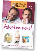 Michel & augustin propose des produits naturels sans se prendre la tête. Le ton adopté par la marque est 100 % humoristique, tout en faisant passer des messages.
