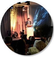 Morald Chibout (EDF), Homme Marketing de l'Année 2008 est revenu sur les services additionnels offerts aux clients de la marque.